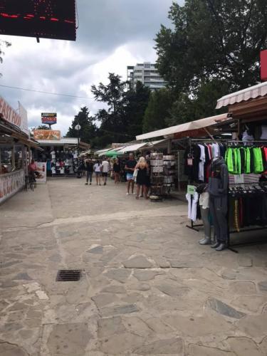 Golden Sands små butikker