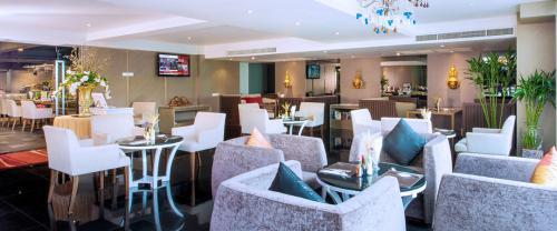 Furama Silom-lounge