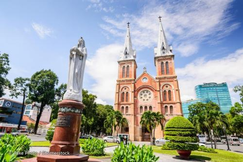 Nortre Dame  Saigon